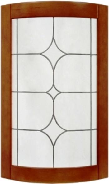 Lenktos su stiklu
